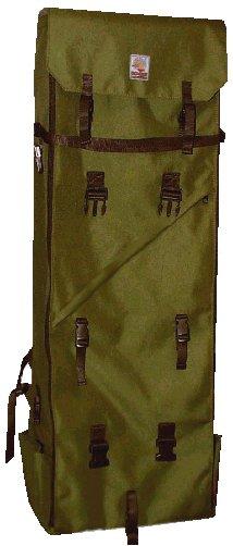 218ecc6deb dvoukomorový rybářský batoh podobný batohu HORNET-20 ~ vý ka batohu je 110  cm ~  ířka 40 cm ~ hloubka 22 cm ~ nosnost 33 kg
