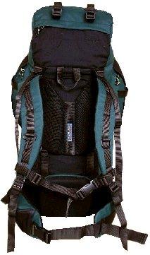 špičkový tříkomorový batoh pro vysokohorskou i běžnou turistiku ~ objem 65  litrů ~ hmotnost 2 3d504d80aa