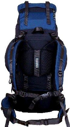 ... batoh pro vysokohorskou i běžnou turistiku (starší verze tohoto batohu  byla v roce 1998 oceněna značkou CZECH MADE) ~ objem 70 litrů ~ hmotnost 2 348c3c09fa