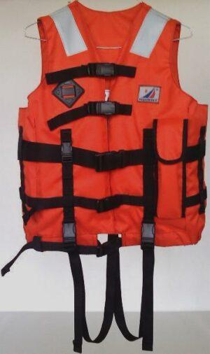 Vodácké vesty certifikované