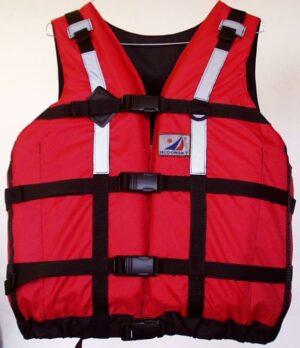 Vodácké vesty necertifikované